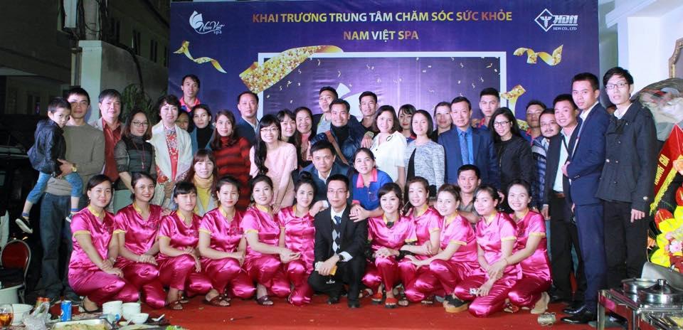 Nam Việt Spa