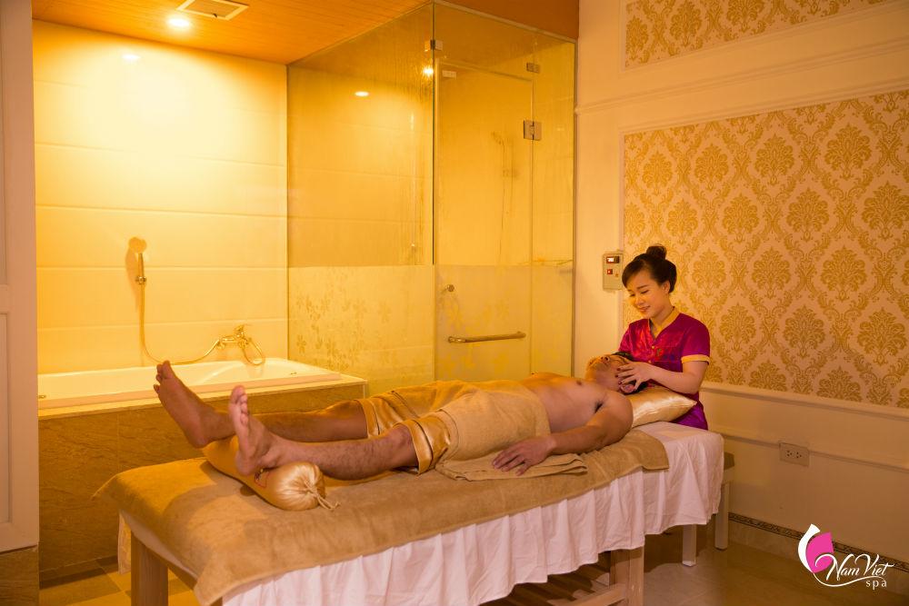 Massage toàn thân (VIP đơn)